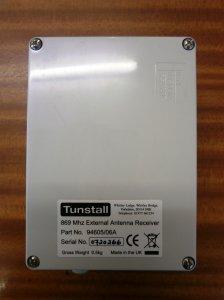 Tunstall_94605-06A_869_MHz_External_Antenna_Receiver