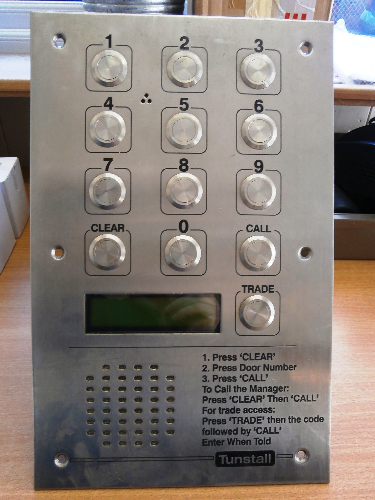 Door panels warden call spare parts ltd for Door vision panel